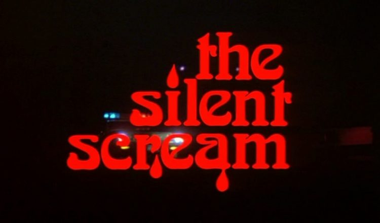 The Silent Scream! Speak Back!