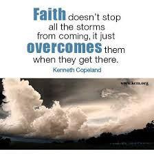 storms overcome