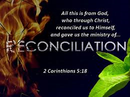 ministry reconciliation