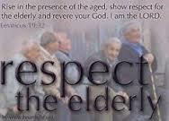respect elderly