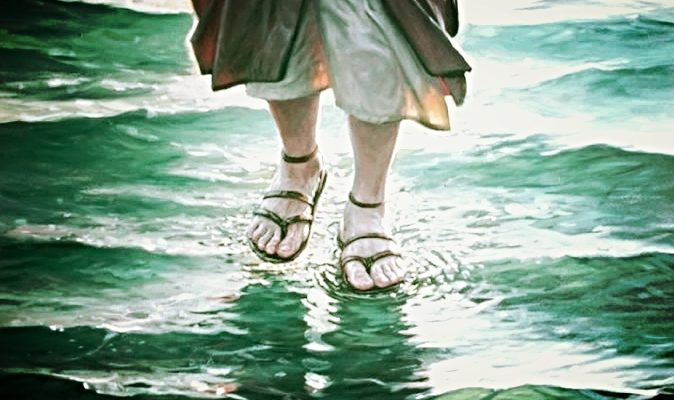 Got Storms? – Look Up! He is Walking towards you!