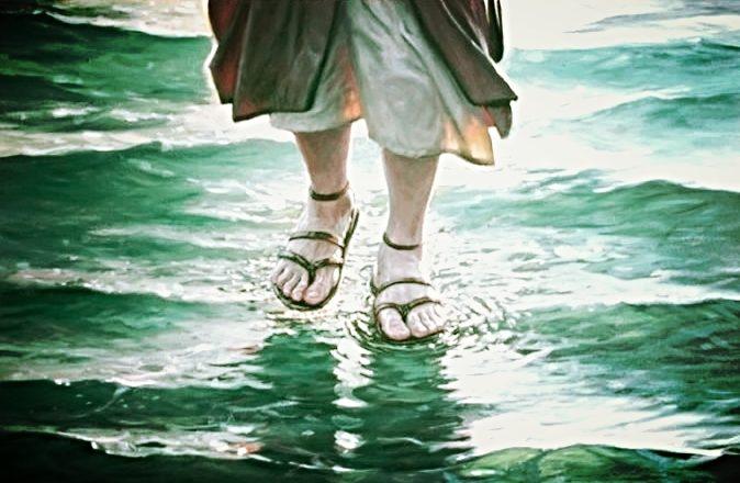 Got Storms? – Look Up! He is Walking towards you!