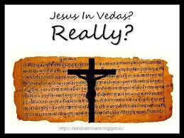 Hinduism declares Jesus!