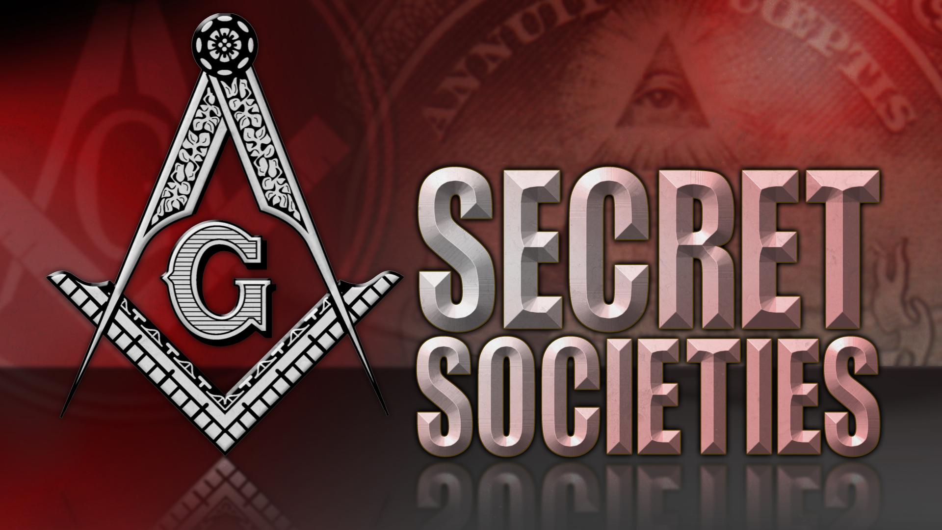 Prayer for Secret Societies