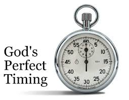 Timing in the Call of God!