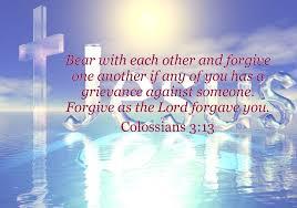 forgive Col 3