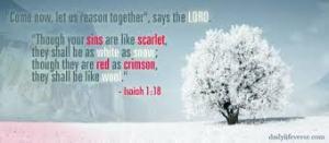 forgive scarlet
