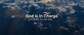 God in charge