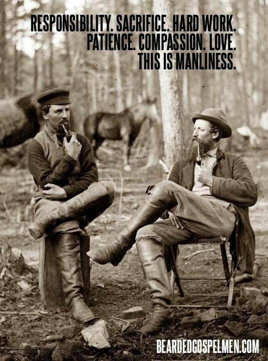 manhood responsibility