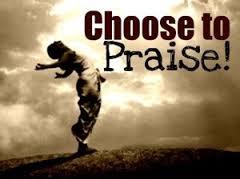 praise choose