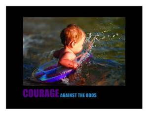 courage baby
