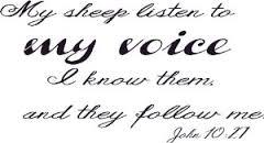Listen voice