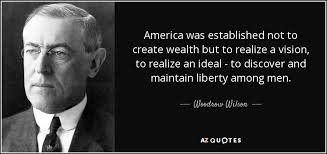 wealth freedom Wilson