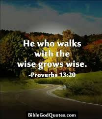 walk with wise