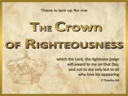 crown of righteousness