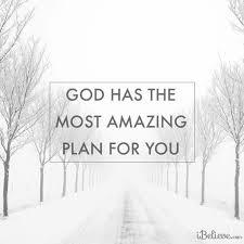 God plan