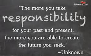 responsibility creates