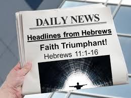 headlines in heaven