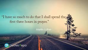 pray to do