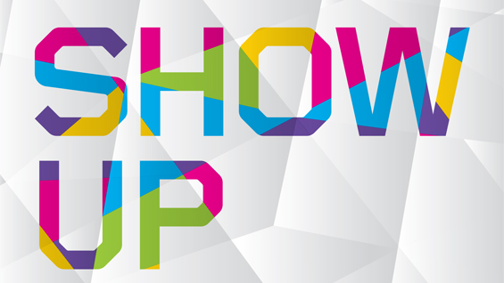show up1