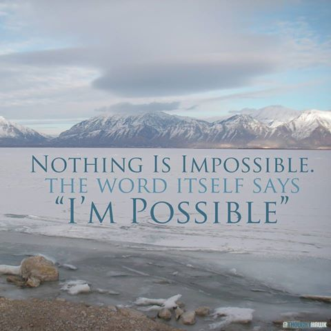 nothing-impossible