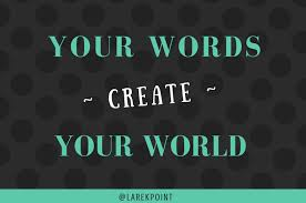 words create
