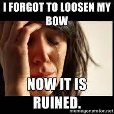 loosen-the-bow