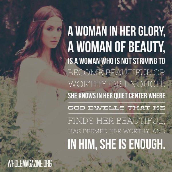 woman-glory