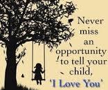 spouse love children
