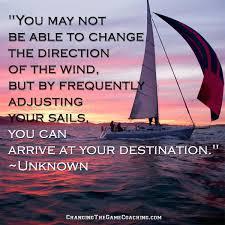 sail set