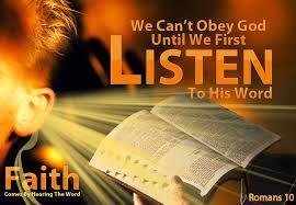 faith hearing
