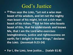 strength justice