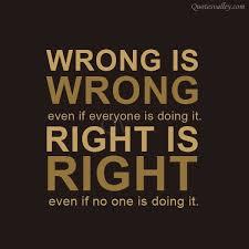 wrong-is-wrong