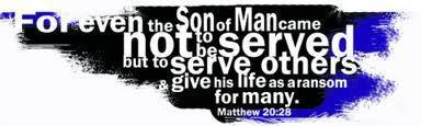 serve Jesus