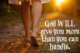 more than handle
