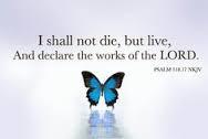 not die