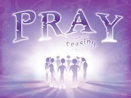 unity pray